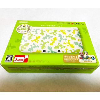 任天堂 - ☆新品同様 本体未使用☆ ニンテンドー3DS LL ルイージ 30周年パック