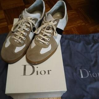 DIOR HOMME - Dior スニーカー 40