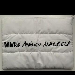 MM6 - MM6 付録 ポーチ マルジェラ 雑誌 バッグ 限定 クラッチバッグ