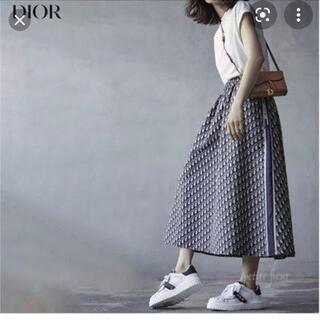クリスチャンディオール(Christian Dior)のdior(ロングスカート)