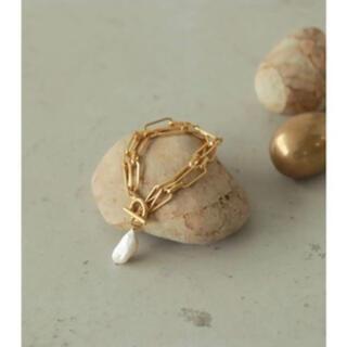 TODAYFUL - TODAYFUL  Chain  Pearl  Bracelet トゥディフル