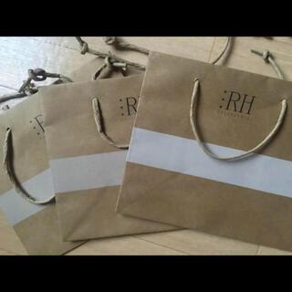 ロンハーマン(Ron Herman)のロンハーマンショッパー3枚セット☆(ショップ袋)