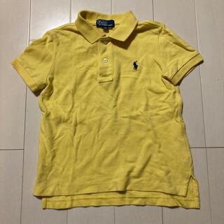 ラルフローレン(Ralph Lauren)のラルフローレン POLO 黄色 ポロシャツ  100サイズ(その他)