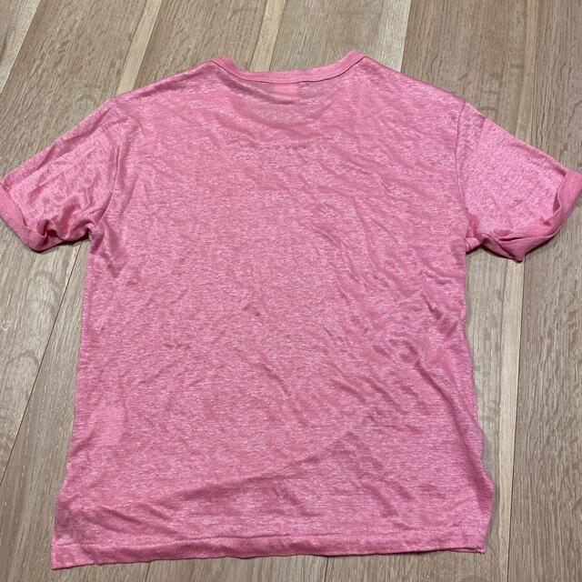 Ron Herman(ロンハーマン)のロンハーマン ピンク Tシャツ メンズのトップス(Tシャツ/カットソー(半袖/袖なし))の商品写真