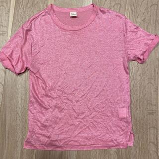Ron Herman - ロンハーマン ピンク Tシャツ