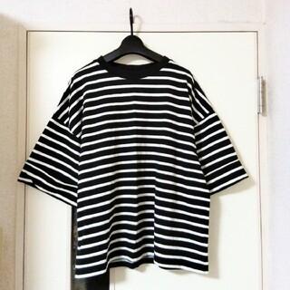テチチ(Techichi)のテチチ ボーダーTシャツ(Tシャツ(半袖/袖なし))