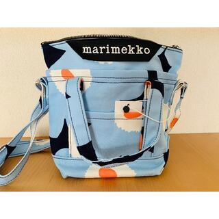 marimekko - 【未使用】marimekko -UNIKKO bag-