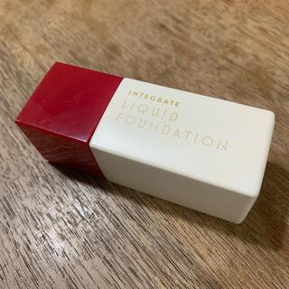 INTEGRATE - 【integrate】リキッドファンデ