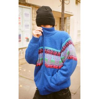 シュプリーム(Supreme)の最終値下げ!Chullo WINDSTOPPER® Zip Up Sweater(ブルゾン)