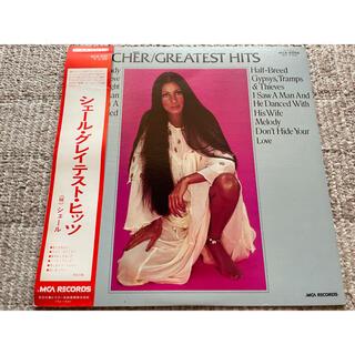 シェール        【希少】【美品】国内盤LPレコード