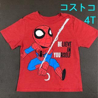 コストコ(コストコ)の男児 半袖 Tシャツ MARVEL  コストコ 4T(Tシャツ/カットソー)