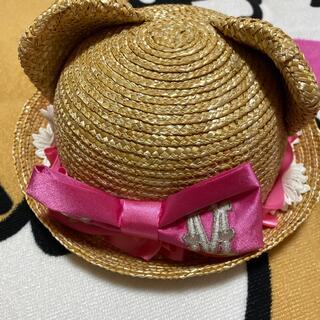 EARTHMAGIC - アースマジック 麦わら帽子