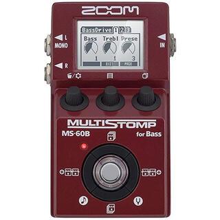 ズーム(Zoom)の新品未使用 マルチストンプ(エフェクター)