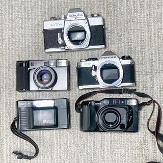 Canon - ジャンクカメラ 5点セット