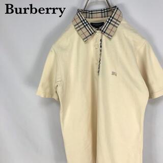 BURBERRY - ポロシャツ Burberry バーバリーロンドン 半袖 ポロシャツ ノバチェック