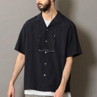 BEAUTY&YOUTH UNITED ARROWS - BEAUTY&YOUTH   ピンタックオープンカラーシャツ