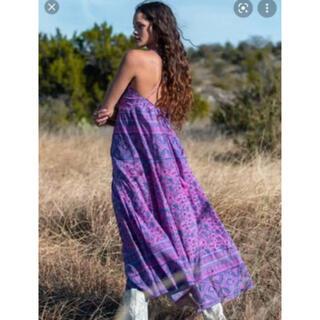 Ron Herman - spell gypsy♡Journey STRAPPY dress