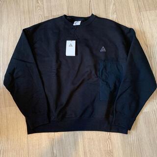NIKE - XXL 新品 ナイキ ACG スウェット NIKELAB スエットロングTシャツ