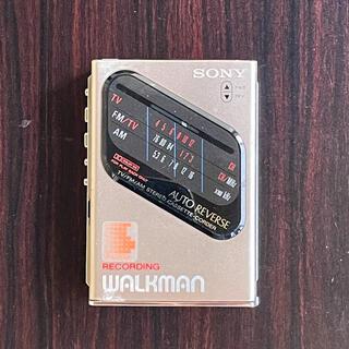 ソニー(SONY)のSONY ウォークマン WM-F203(ポータブルプレーヤー)