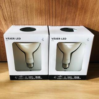 IKEA - 新品 IKEA イケア ヴェクセル 植物LEDライト 2個セット