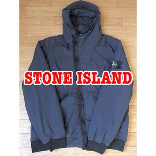 ストーンアイランド(STONE ISLAND)のSTONE ISLAND COMFORT TECH JACKET グレー(ダウンジャケット)
