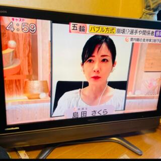 アクオス(AQUOS)のAQUOS(アクオス)42型テレビ(テレビ)