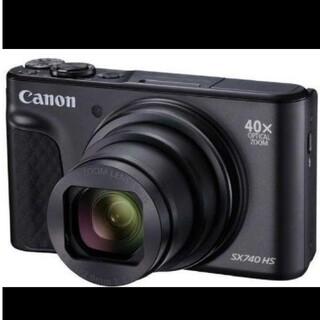Canon - 新品未開封品 CANON PowerShot SX740hs