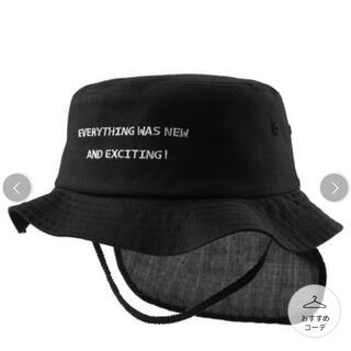 Branshes - 新品ハット帽子52cm黒