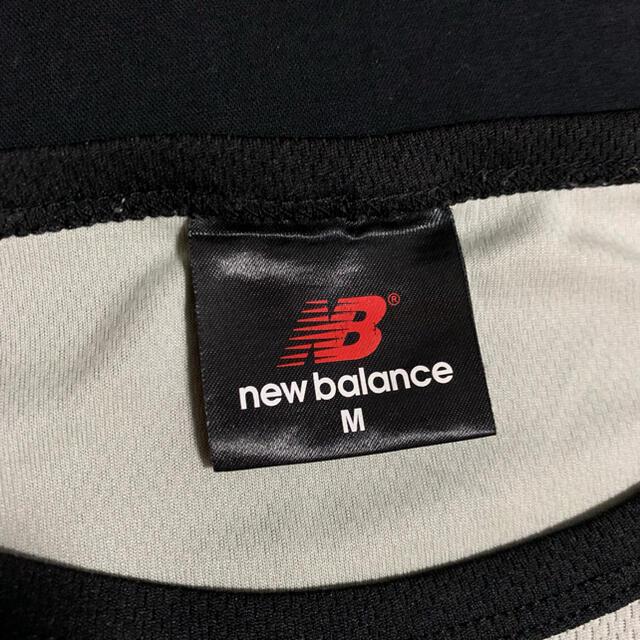 New Balance(ニューバランス)の【最終価格!】Newbalance size M レディースのトップス(Tシャツ(半袖/袖なし))の商品写真