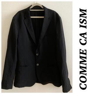 コムサイズム(COMME CA ISM)の【美品】COMME CA ISM♤コムサイズム テーラードジャケット メンズ M(テーラードジャケット)