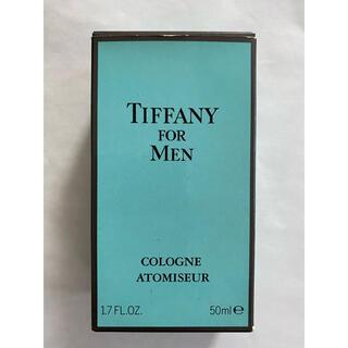 Tiffany & Co. - 香水 Tiffany ティファニー フォーメン コロン スプレータイプ