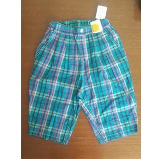 ムージョンジョン(mou jon jon)のムージョンジョン  ズボン  6分丈 パンツ 新品  未使用(パンツ/スパッツ)