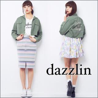 dazzlin - dazzlin アメフトクラブシャツ ミリタリーシャツ*titty&Co.