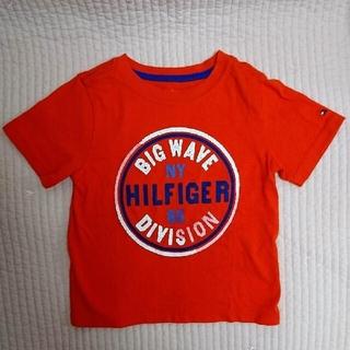 TOMMY HILFIGER - 美品☆トミー・ヒルフィガーのTシャツ 80~90サイズ ラルフローレン