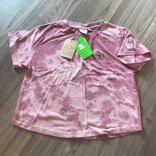 ビューティアンドユースユナイテッドアローズ(BEAUTY&YOUTH UNITED ARROWS)の新品 一点もの フルーツオブザルーム  キッズ Tシャツ 130(Tシャツ/カットソー)
