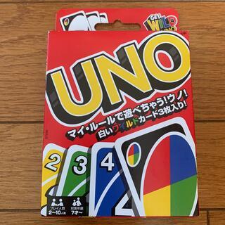 ウーノ(UNO)のUNOゲーム(トランプ/UNO)