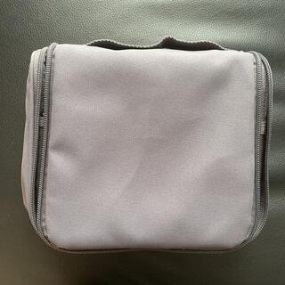 ムジルシリョウヒン(MUJI (無印良品))の吊るして使える洗面用具ケース(旅行用品)