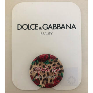 ドルチェアンドガッバーナ(DOLCE&GABBANA)の<未使用>Dolce&Gabbana beauty スマホリング (その他)