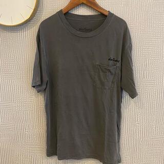 ワイルドシングス(WILDTHINGS)のワイルドシングス ポケットTシャツ グレー(Tシャツ/カットソー(半袖/袖なし))