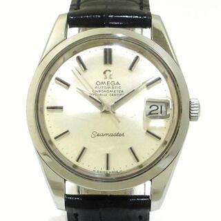 オメガ(OMEGA)のオメガ 腕時計 シーマスター レディース(腕時計)