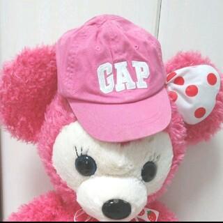 ベビーギャップ(babyGAP)のGAP 46 ピンク キャップ 帽子(帽子)
