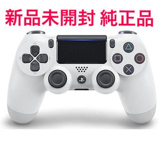 PlayStation4 - PS4コントローラー ホワイト 純正品