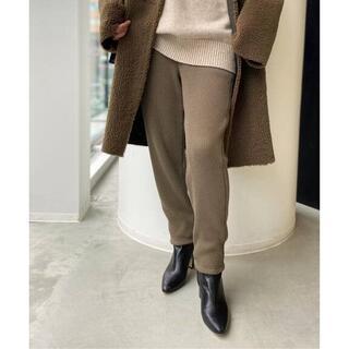 アパルトモンドゥーズィエムクラス(L'Appartement DEUXIEME CLASSE)の【AMERICANA/アメリカーナ】Thermal relax Pants 34(カジュアルパンツ)