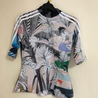 アディダス(adidas)のアディダスシャツ(シャツ/ブラウス(半袖/袖なし))
