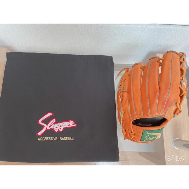 久保田スラッガー(クボタスラッガー)の軟式 グローブ slugger スポーツ/アウトドアの野球(グローブ)の商品写真