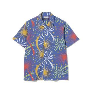 BEAMS - サンサーフ × ビームスゴルフ アロハシャツ ポロシャツ Mサイズ 新品
