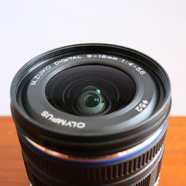 OLYMPUS(オリンパス)のM.ZUIKO DIGITAL ED 9-18mm F4.0-5.6 スマホ/家電/カメラのカメラ(レンズ(ズーム))の商品写真