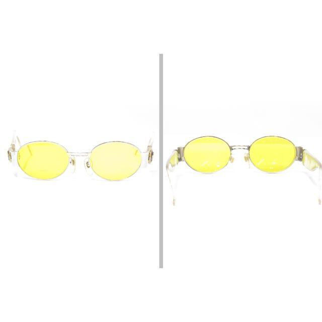 Gianni Versace(ジャンニヴェルサーチ)のジャンニヴェルサーチ メガネフレーム 近視レンズ GIANNI VERSACE メンズのファッション小物(サングラス/メガネ)の商品写真