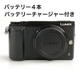 Panasonic - 【値下げ中!】バッテリー4本!LUMIX GX7 Mark II