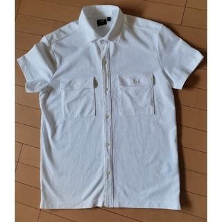 UNIQLO - ユニクロ×セオリー(UNIQLO×Theory)フルオープンポロシャツ